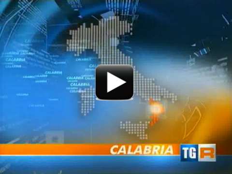 2011-12-04_RAI3 - TG Regione - Calabria - Video